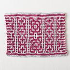 Byzantine Dishcloth Pattern