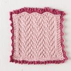 Pastel Lace Washcloth Pattern