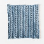 Lacy Columns Facecloth Pattern