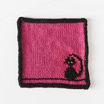 Kitty Dishcloth Pattern