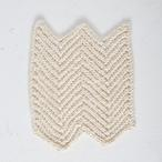 Switchbacks Dishcloth Pattern