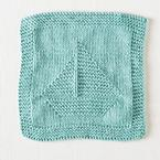Sailboat Baby Cloth Pattern