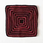 Through the Looking Glass Dishcloth Pattern