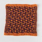 Mosaic Dishcloth Pattern