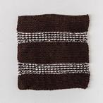 Woven Stripes Dishcloth Pattern