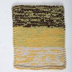 Marled Colorshift Dishcloth Pattern