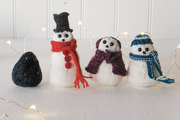 Coal vs Snowpeople Pattern