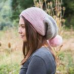 Equilateral Slouch Beanie Pattern