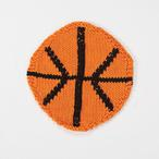 Basketball Washcloth Pattern
