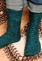 Gordes Socks Pattern