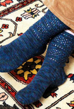 Afshari Socks Pattern