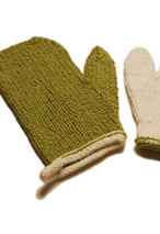 Cotton Wash Mitts Pattern Pattern