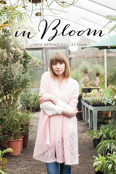 In Bloom: Spring 2014 Collection eBook