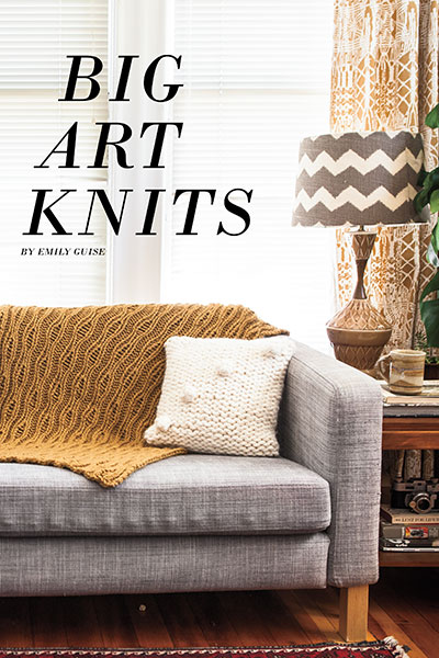 Big Art Knits ebook