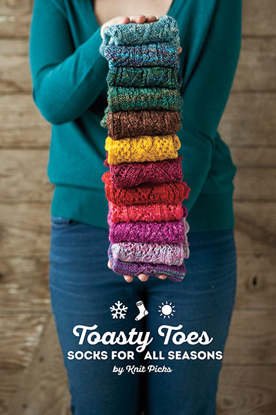 Toasty Toes: Socks for All Seasons eBook