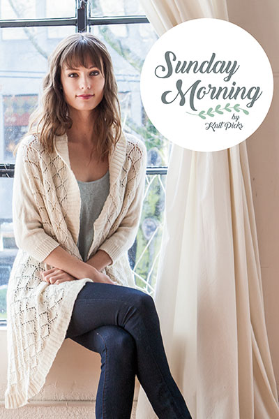 Sunday Morning Collection: Romantic Knit Garments