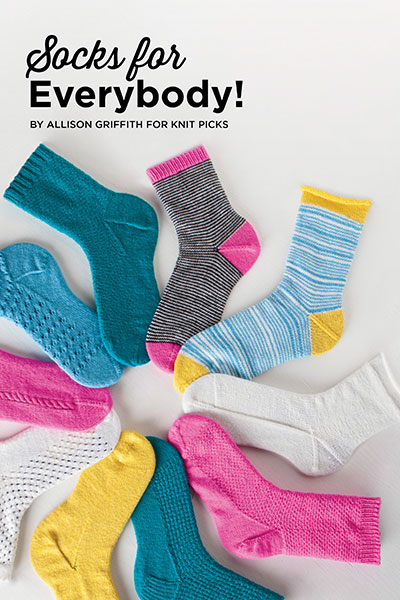 Socks for Everybody! eBook