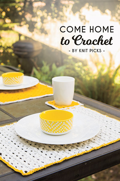Come Home to Crochet eBook