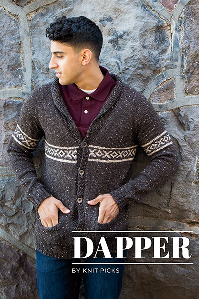 Dapper eBook: Modern Everyday Knits