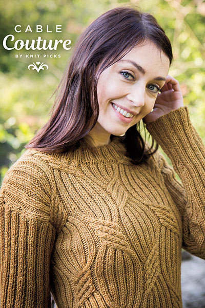 Cable Couture eBook: Modern Cable-knit Sweaters