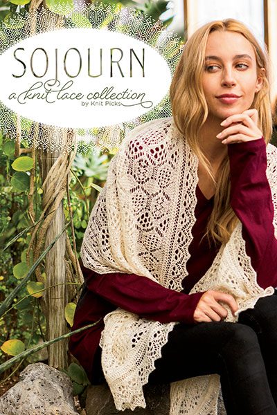 Sojourn: A Knit Lace Collection eBook