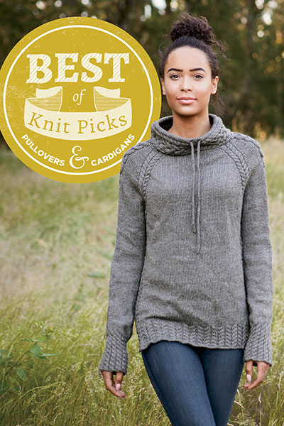 Best of Knit Picks: Pullovers & Cardigans  eBook
