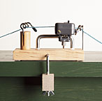 Knitting Yarn Meter