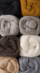 Furry Friends Wool Roving Pack