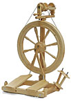 Sonata Spinning Wheel Clear with Bag