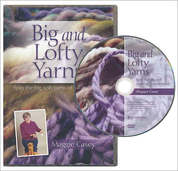 Big and Lofty Yarns DVD