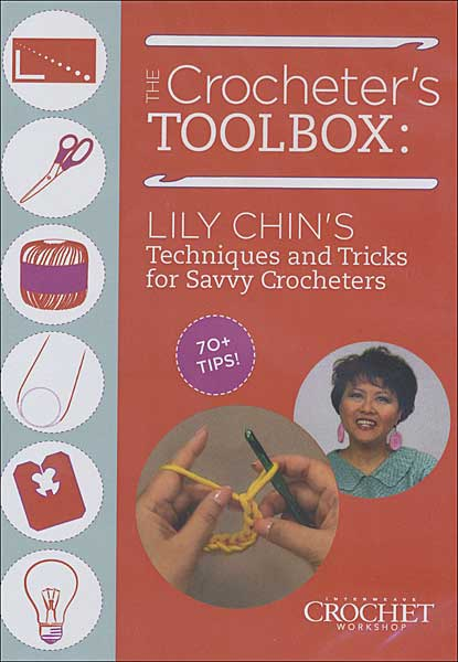 The Crocheter's Tool Box DVD