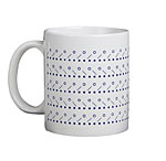 KnitPicks Mug - Lace Chart Motif