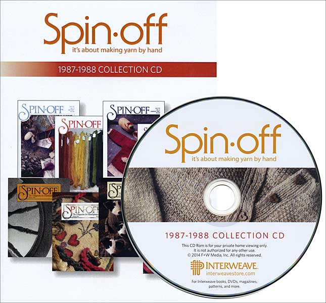 Spin-off 1987-1988 Collection CD