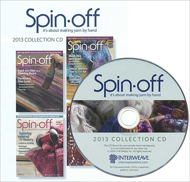 Spin-off 2013 Collection CD