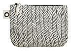 Entwined Large Zipper Pouch
