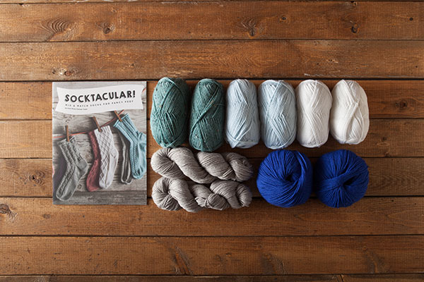 Frosted Glass Socktacular Kit