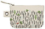 Retreat Small Zipper Pouch