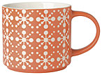 Sunrise Stacking Mug Orange 16oz