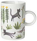 Secret Garden Tall Mug - 14oz