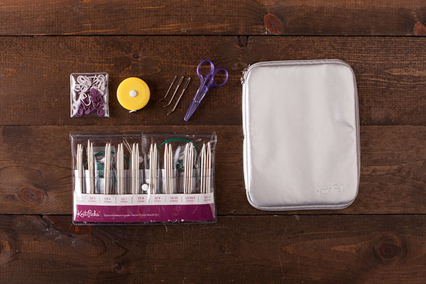Basic Knitter Set - Nickel