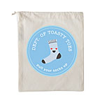 Department of Toasty Toes - Project Bag