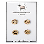 Sheep Stitchable Buttons