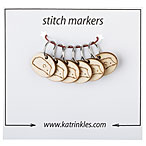 Hedgehog Stitch Markers