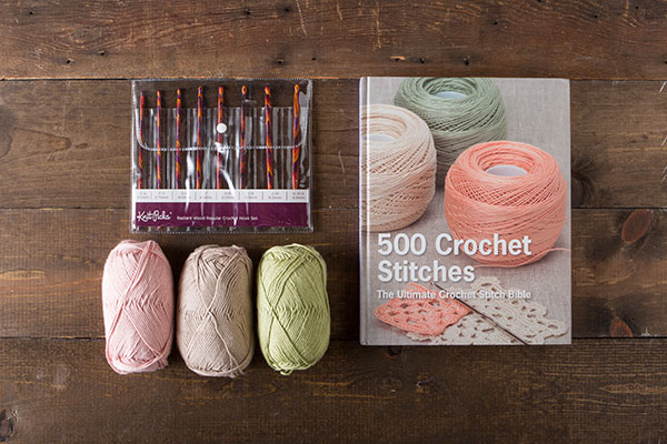 Crochet Necessities Kit