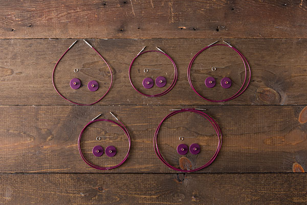 Interchangeable Cable Set - Purple