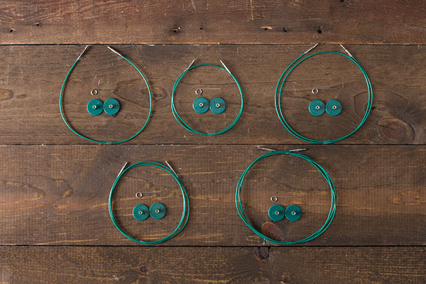 Interchangeable Cable Set - Green