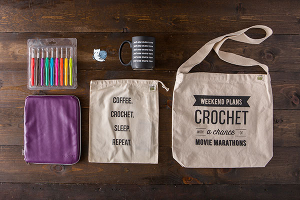 Crochet Marathon Tool Kit