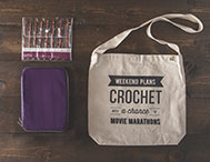 Weekend Plans Crochet Tool Kit