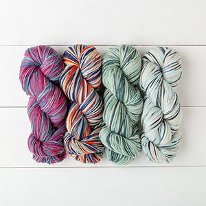 Stroll Hand Painted Sock Yarn