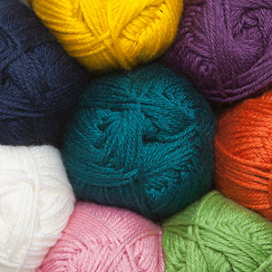 Mighty Stitch Yarn - - Variety of Colors